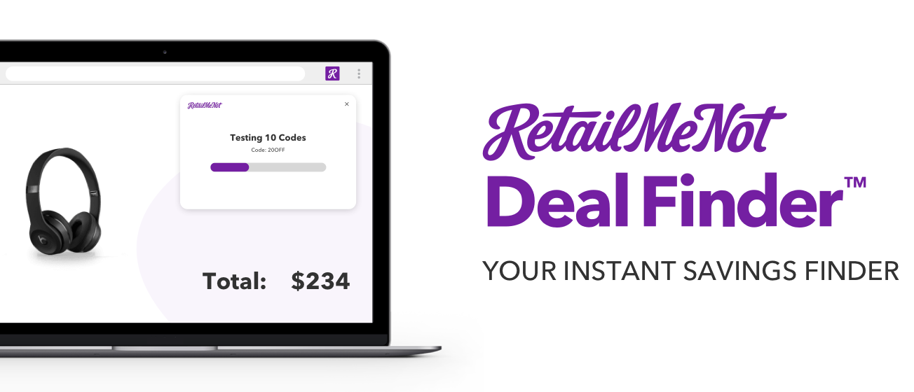 Retailmenot Deal Finder Free Browser Extension For Coupons